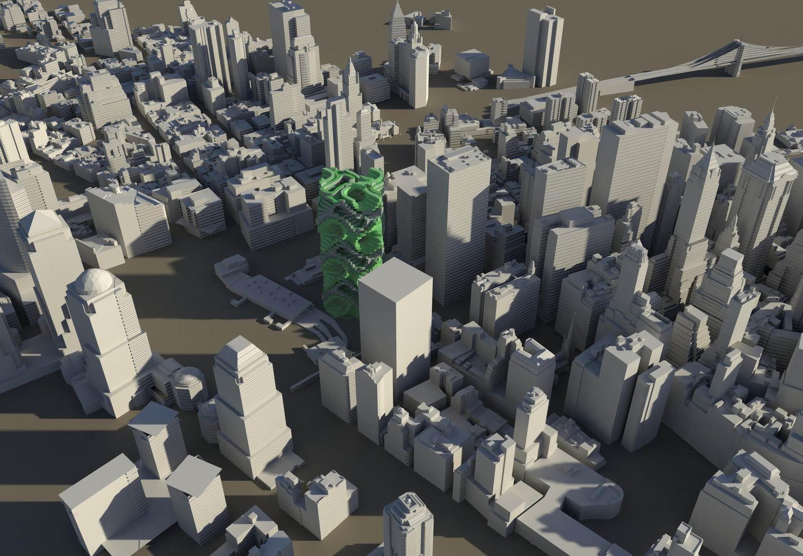 PARAMETRIC BUILDING DESIGN